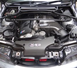 M3 Engine Detail