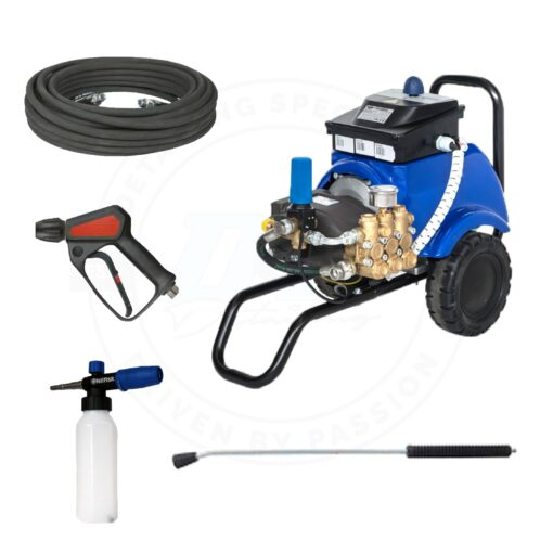 Mazzoni Ultimate power washer kit